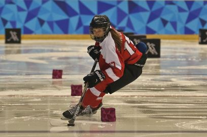 By pleclown (Lillehammer 2016 Hockey skills women) [CC BY-SA 2.0 (http://creativecommons.org/licenses/by-sa/2.0)], via Wikimedia Commons