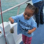 Teach a Child to Fish Mahogany Youth